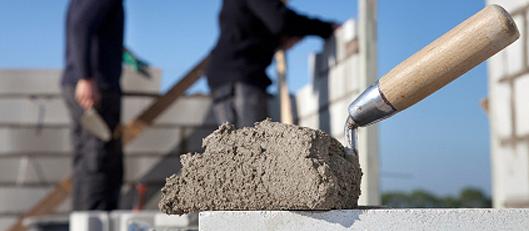 Зидарски разтвори, мазилки и бетони