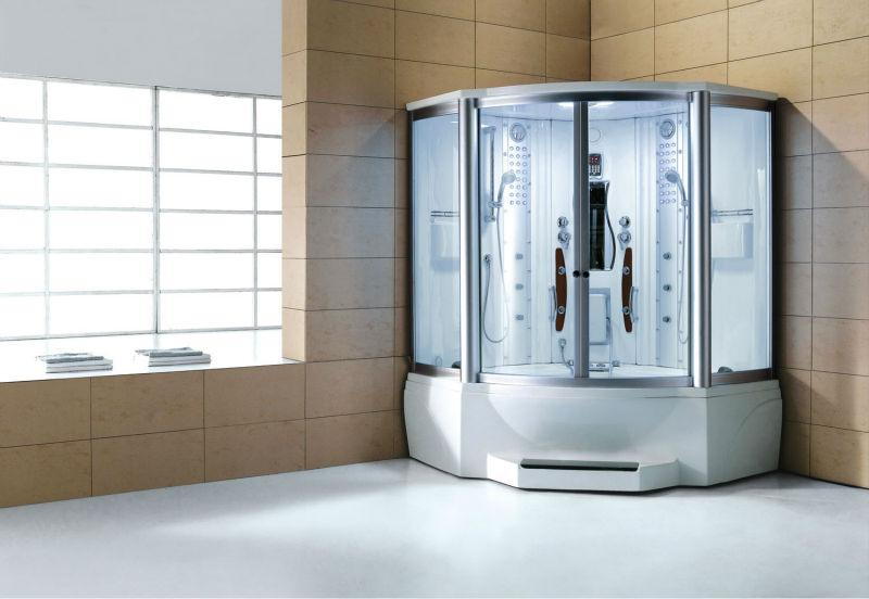 Хидромасажни и парни душ кабини