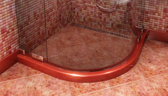 Прагове за душ кабини