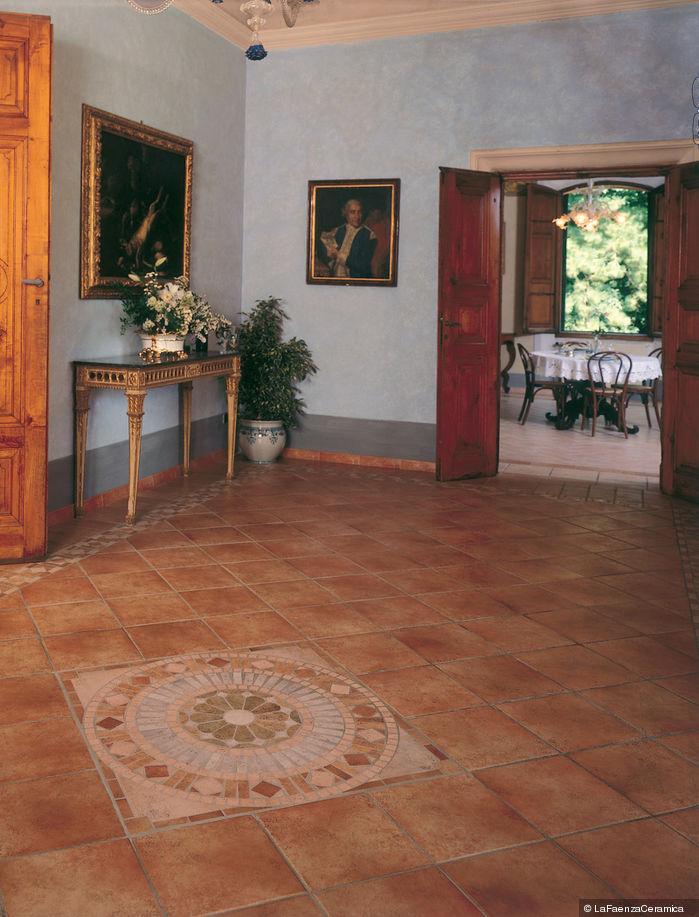 CASTELLI by La Faenca Ceramica