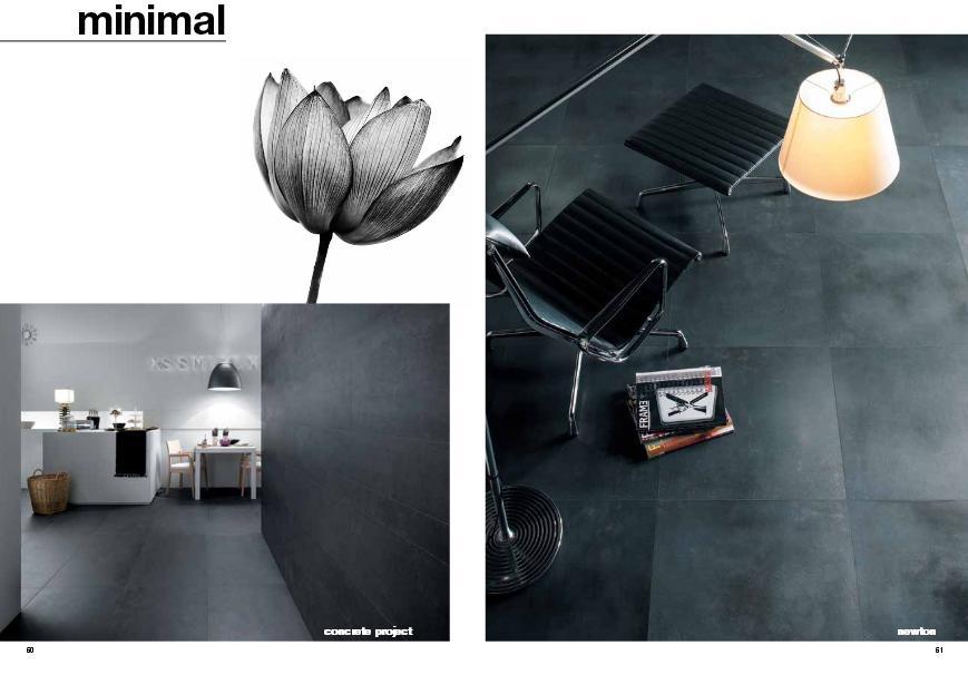 MINIMAL by IMOLA Ceramica