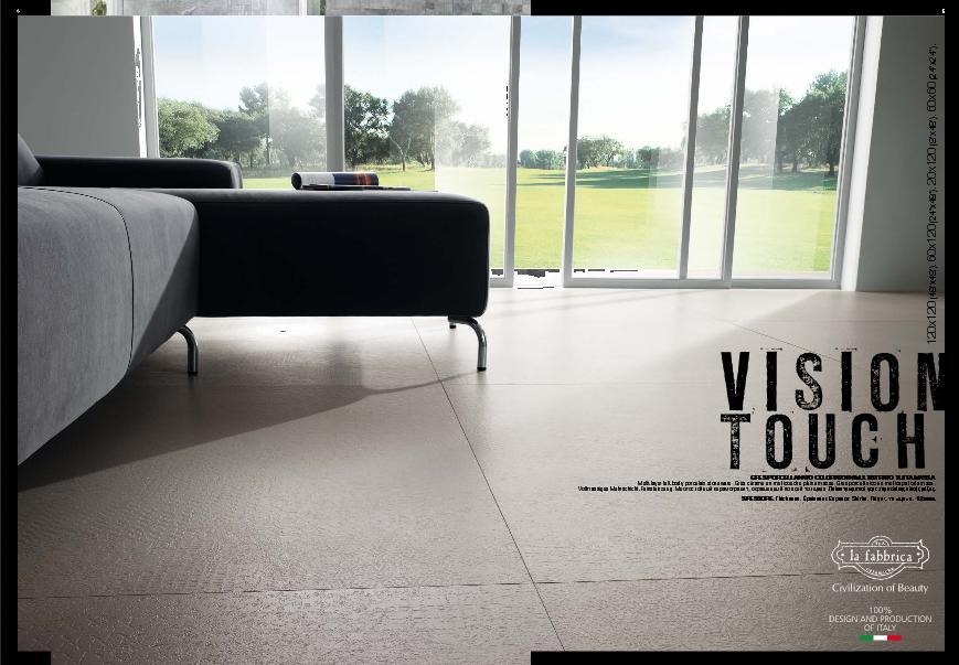 VISION by La Fabbrica