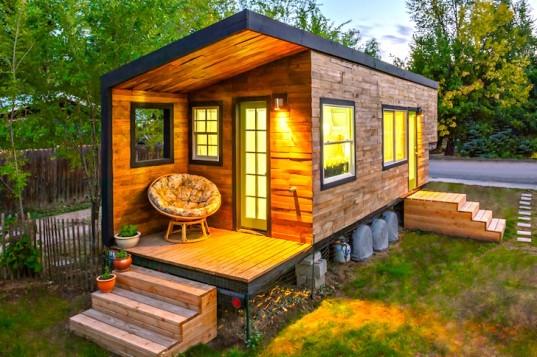 Зелен дом